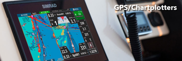 GPS - Chartplotters