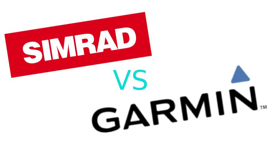 Simrad Vs Garmin